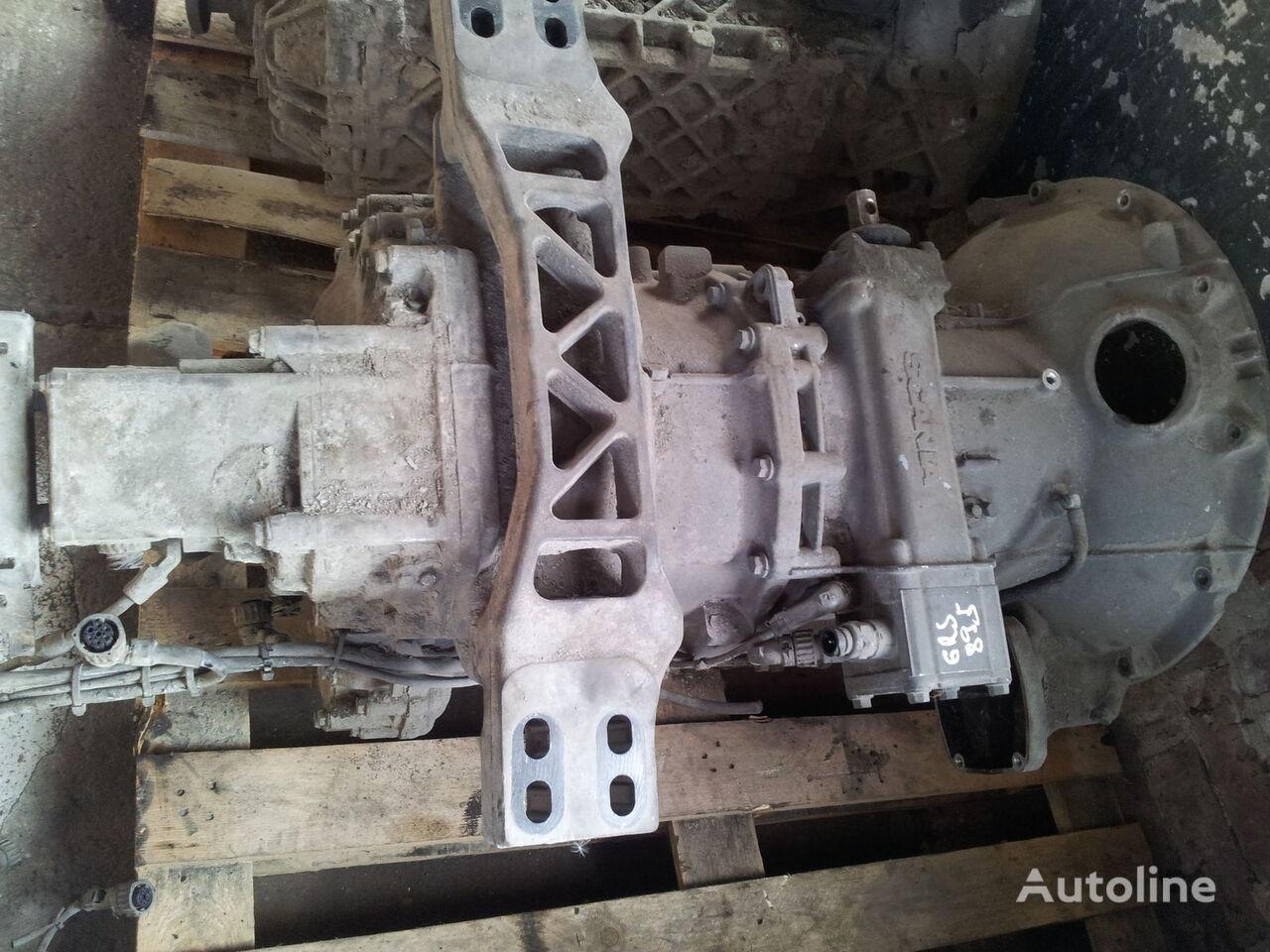 SCANIA T, P, G, R, series gearbox EURO 5, EURO 6, emission GRS895, GRS  mjenjač za SCANIA R, P, G, T series tegljača
