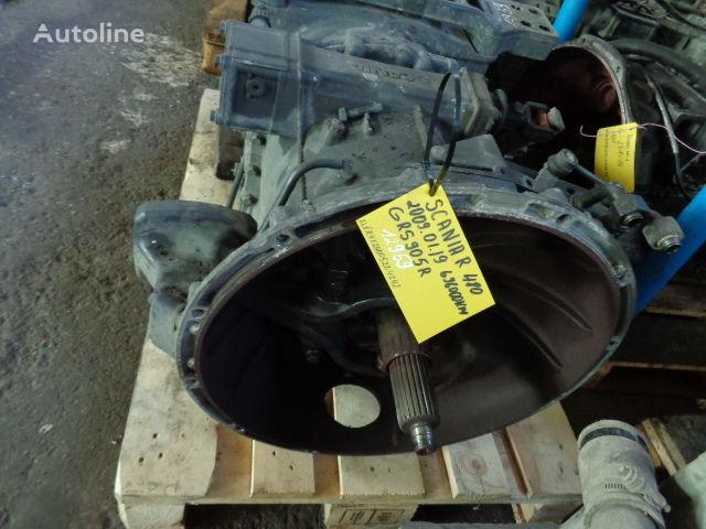 SCANIA gearbox GRS905R with intarder in good condition mjenjač za SCANIA R tegljača