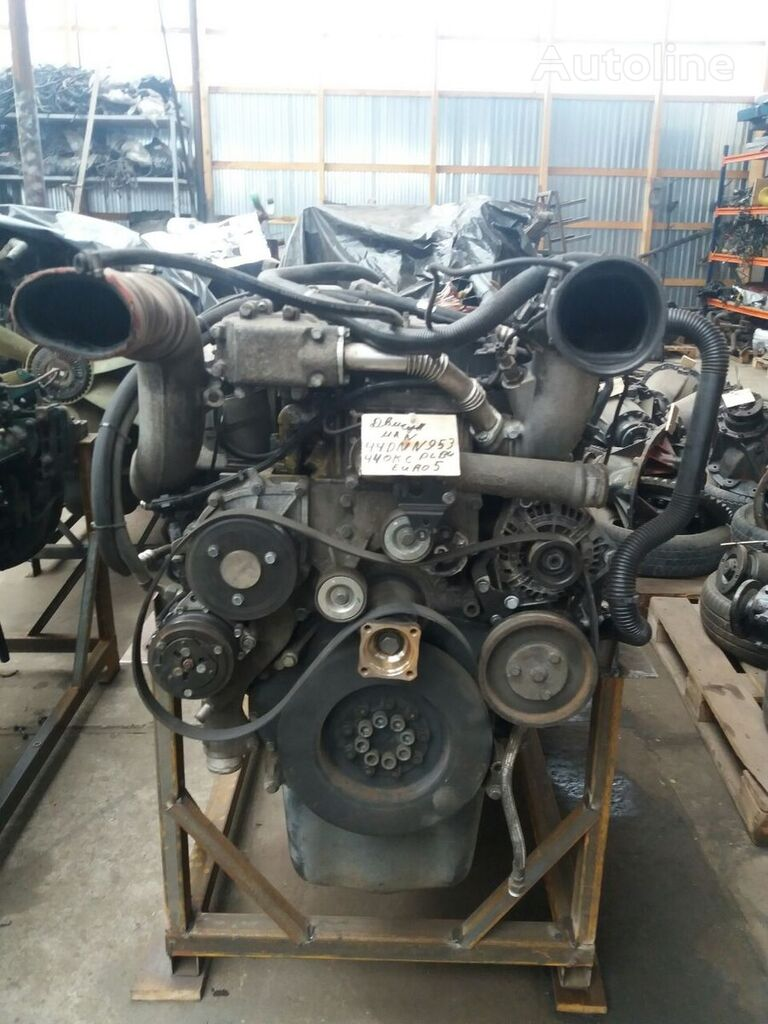 motor za MAN TGA, D2066LF0 tegljača