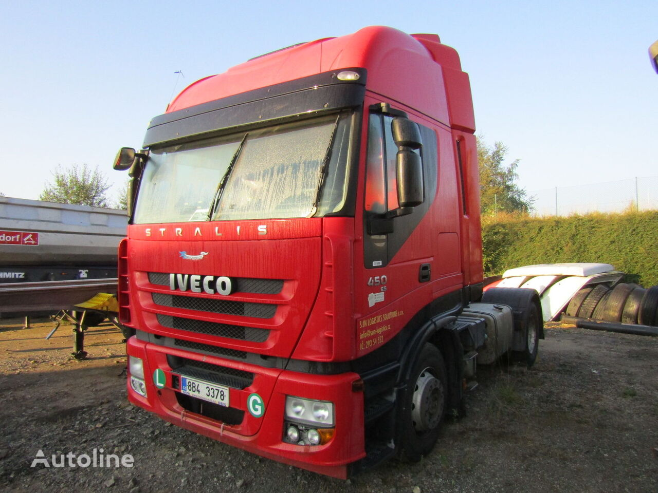IVECO blok F3AE36811A motor za IVECO Stralis AS 440 kamiona