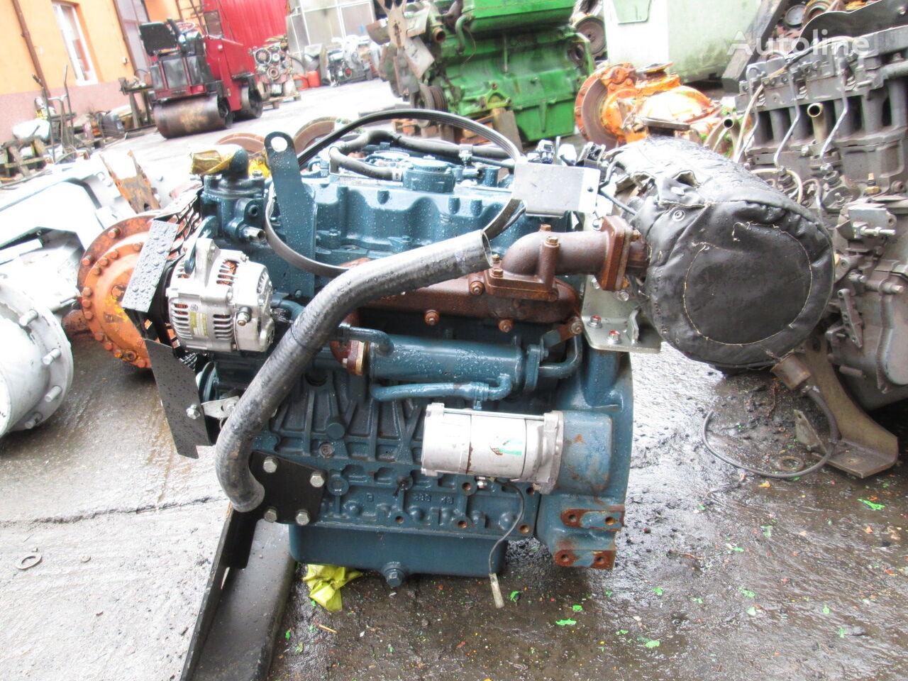 KUBOTA V2403 motor za prednjeg utovarivača