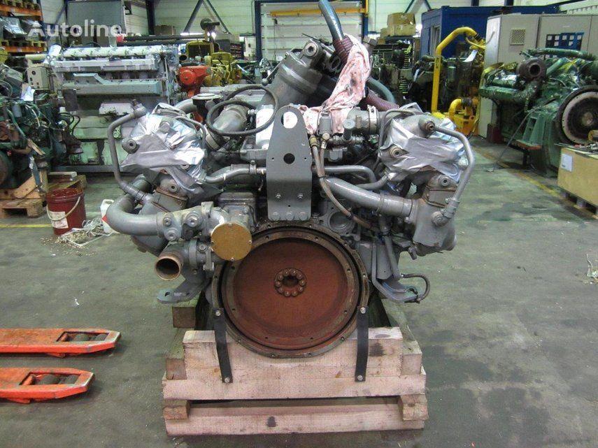 novi MAN D2848LE403 motor za MAN kampera