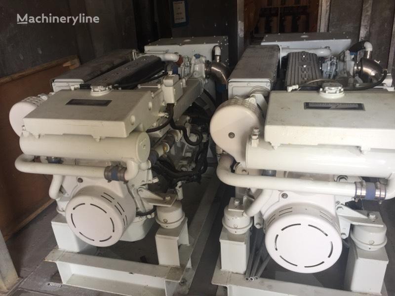 novi MAN MTU Marine PROPULSION motor za MAN MTU MARINE generatora