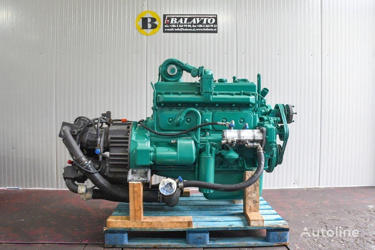 VOLVO TD61GE motor za VOLVO EC230B bagera