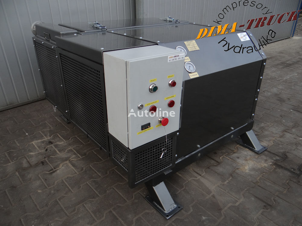 pneumatski kompresor za cisterne poluprikolice