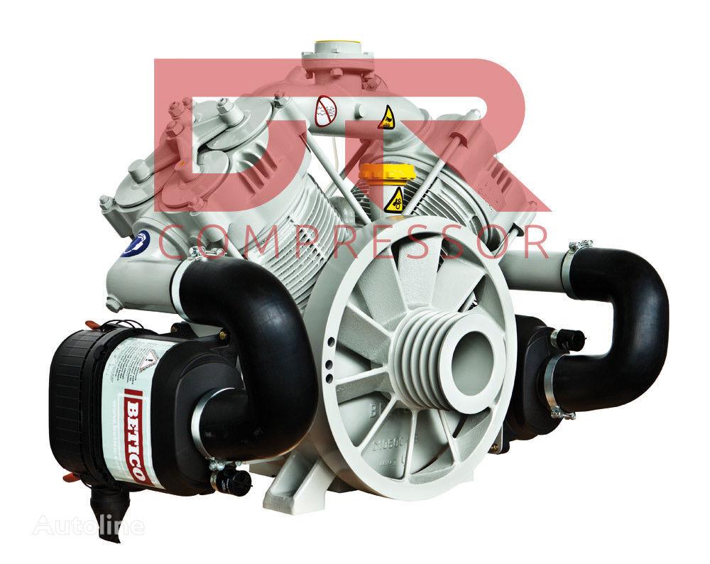 novi BETICO SB-1 SB-2 pneumatski kompresor za cisterne poluprikolice