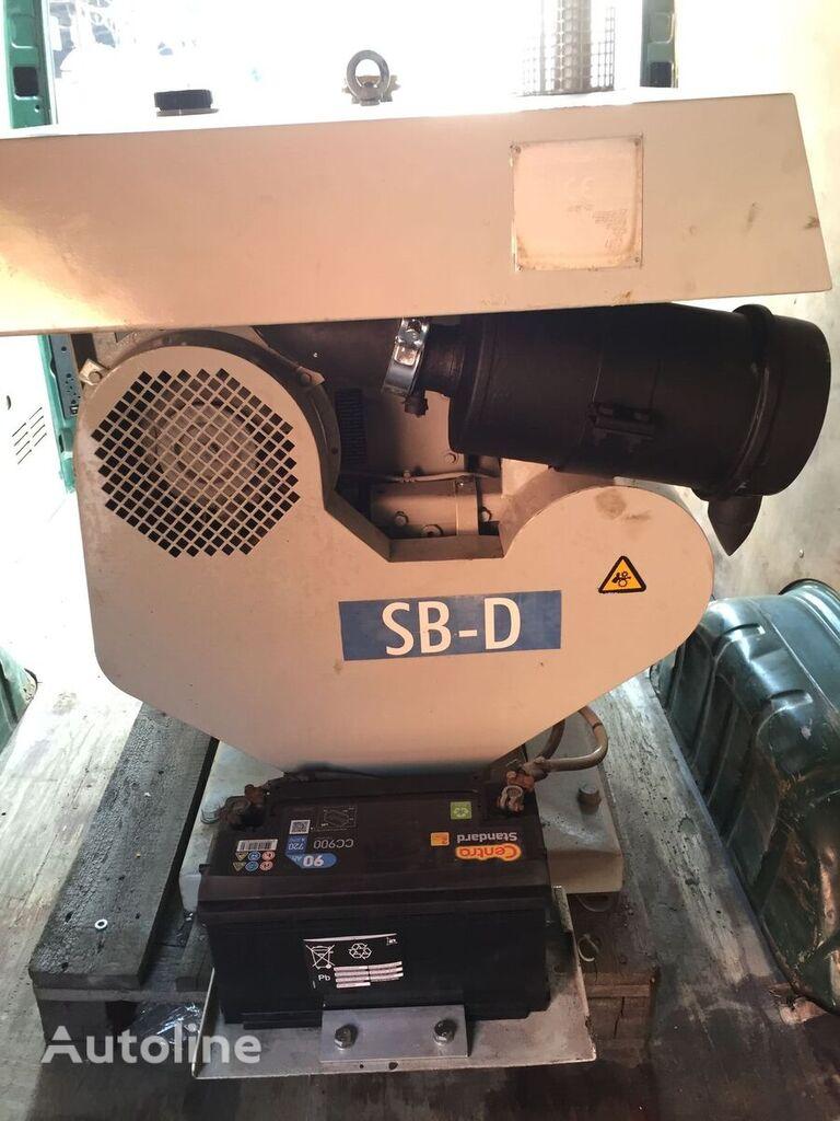 Betico + Deutz pneumatski kompresor za cisterne poluprikolice