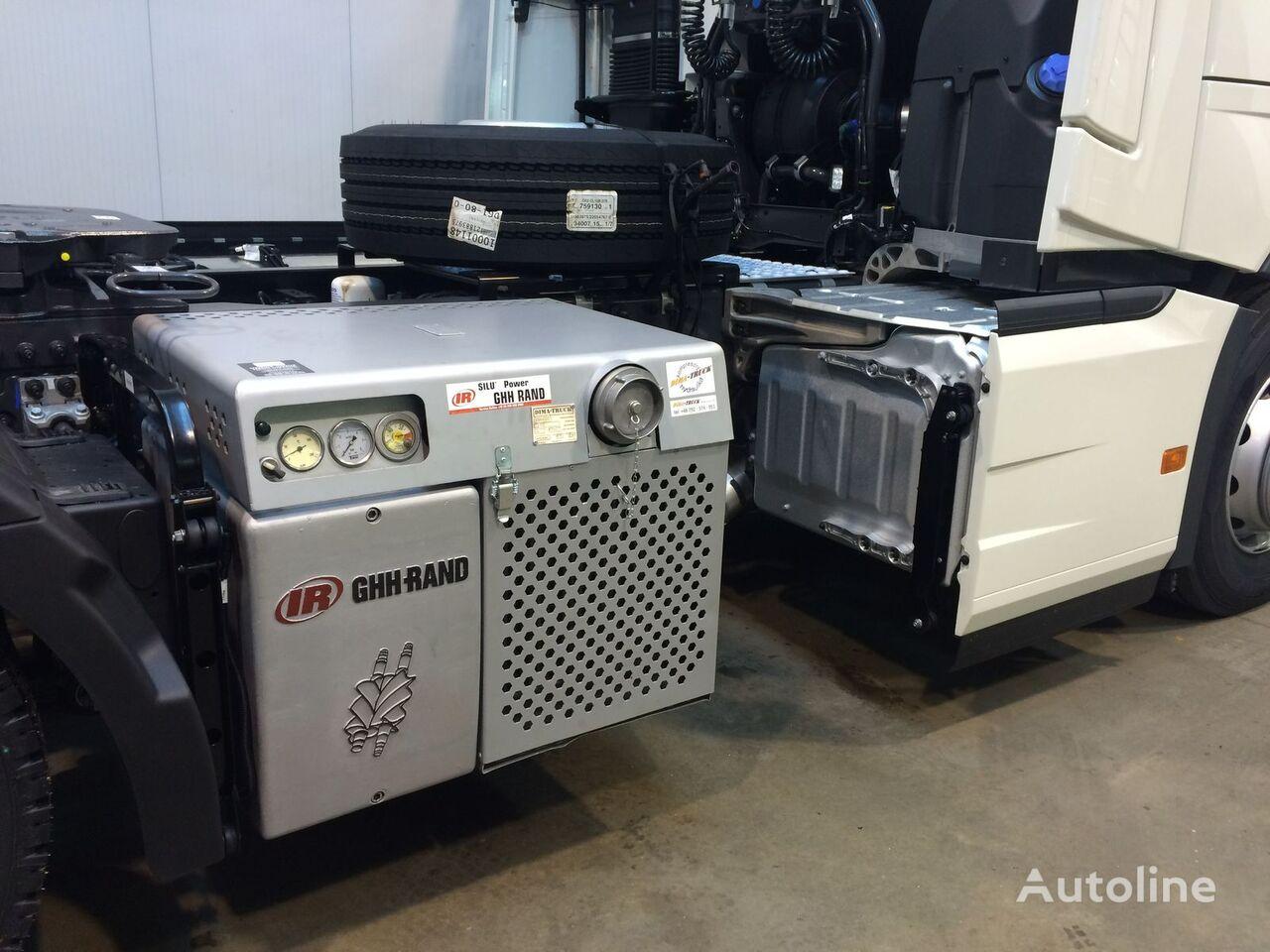 GHH Rand CS 85 CS1050 Riwo pneumatski kompresor za tegljača