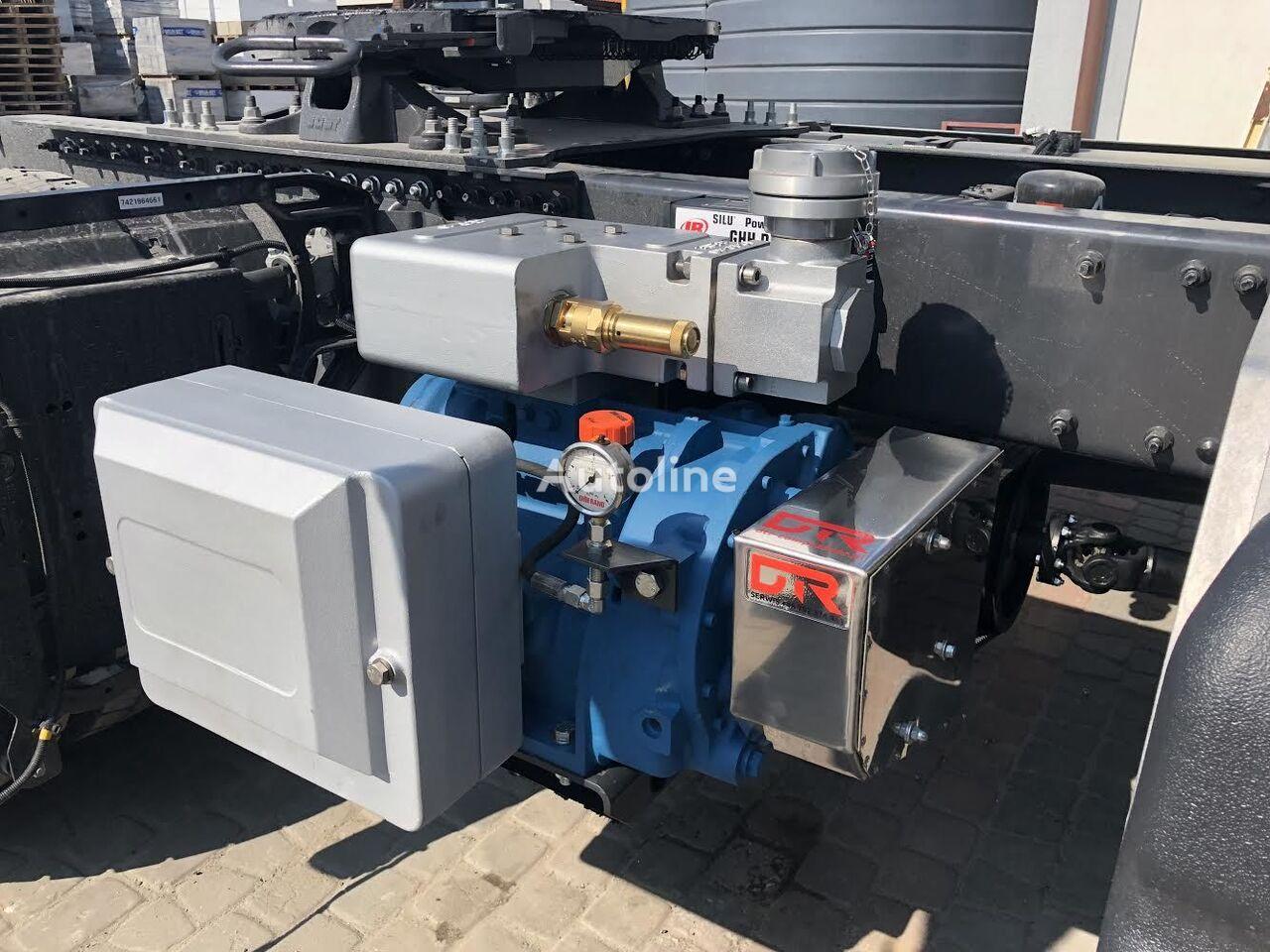 novi GHH Rand CS80 kompresor do wydmuchu pneumatski kompresor za Silokompressor  tegljača