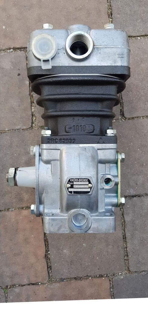 novi KNORR-BREMSE pneumatski kompresor za kamiona