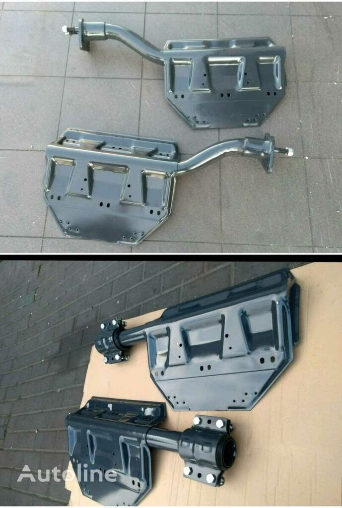 REAR FRONT LIGHT MOUNTING BRACKET MOUNTS (GUITAR) SCANIA pričvršćivači za kamiona