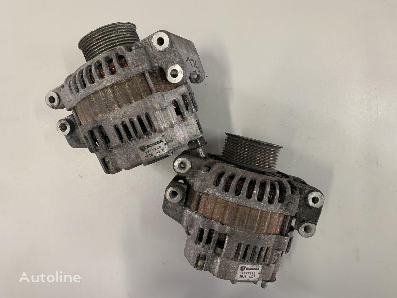 Alternator SCANIA R420 rezervni dio za SCANIA R420 tegljača