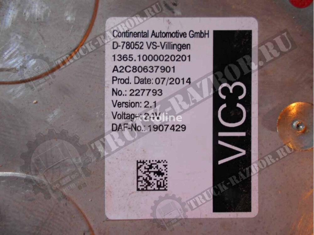 DAF sistemy VIC upravljačka jedinica za DAF tegljača