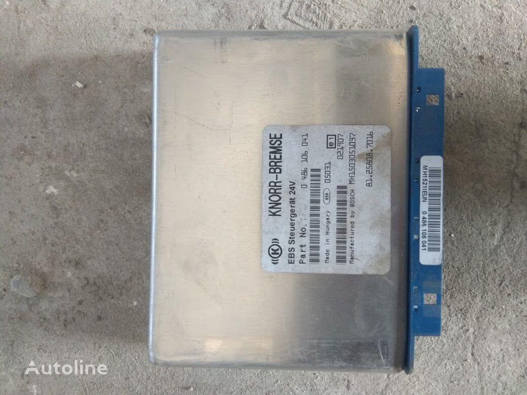 KNORR-BREMSE 486106041 upravljačka jedinica za MAN tegljača