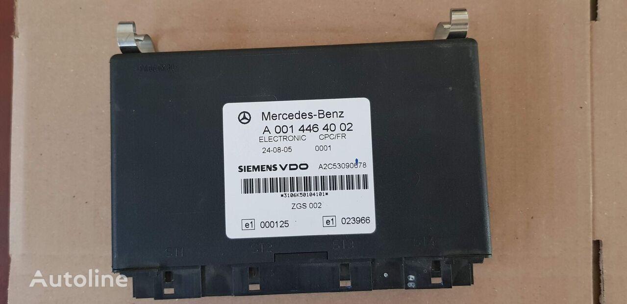 MERCEDES-BENZ upravljačka jedinica za MERCEDES-BENZ ACTROS kamiona