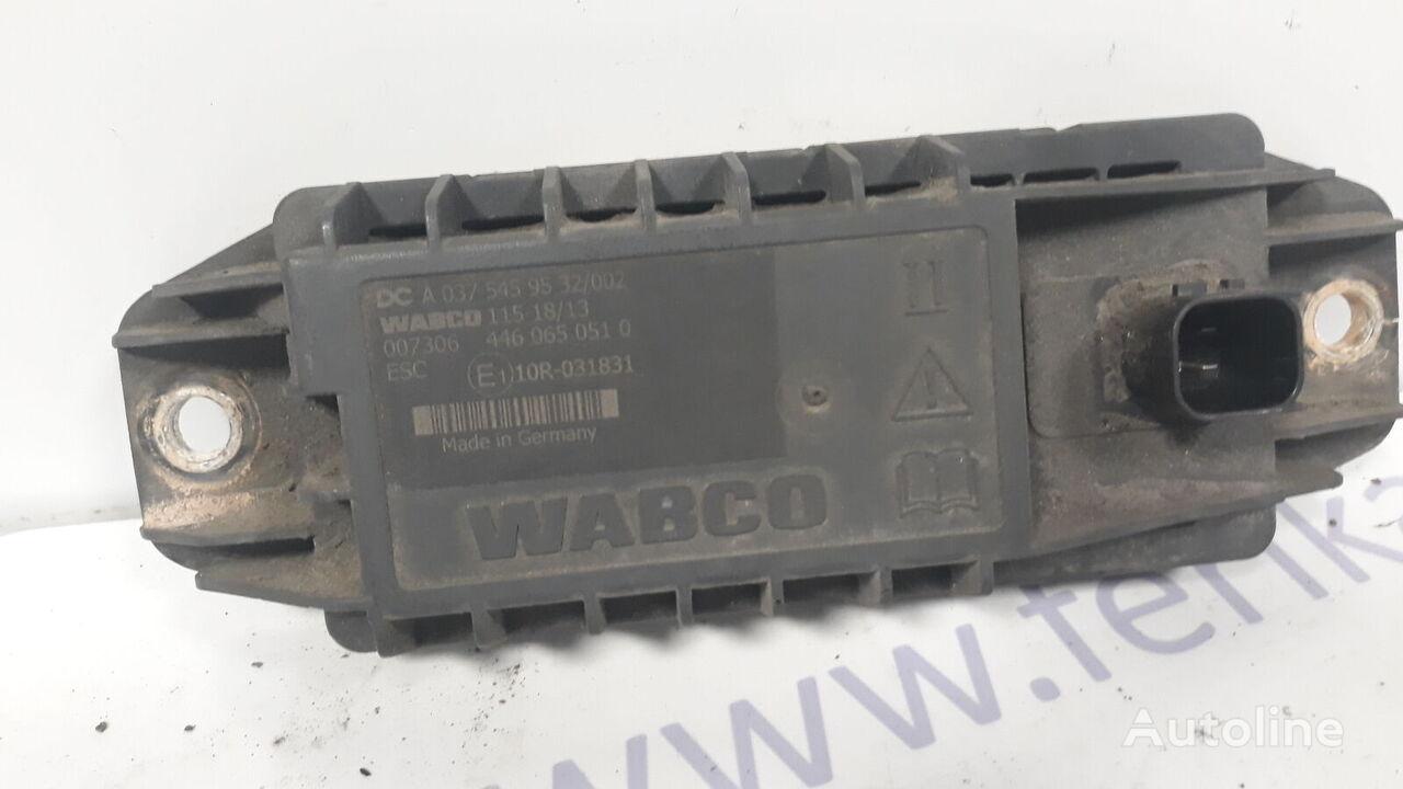MERCEDES-BENZ MB Actros MP4 ESP sensor A0375459532, WABCO 4460650510 upravljačka jedinica za MERCEDES-BENZ Actros tegljača