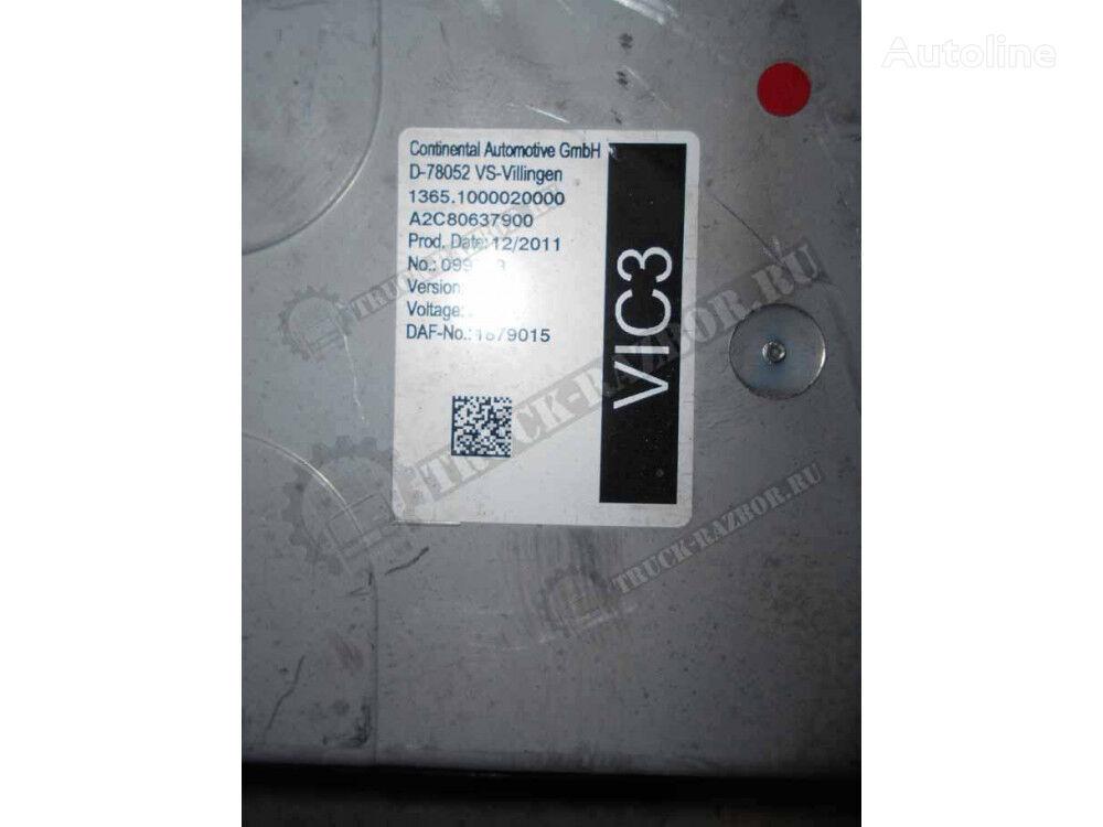 blok VIC3 upravljačka jedinica za DAF tegljača