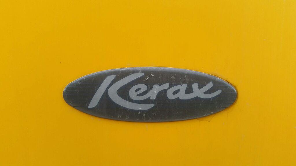RENAULT KERAX 385 6x6 Steel/Steel/Manual Pomp/Euro2 (400/420/390/430/6x4 tegljač