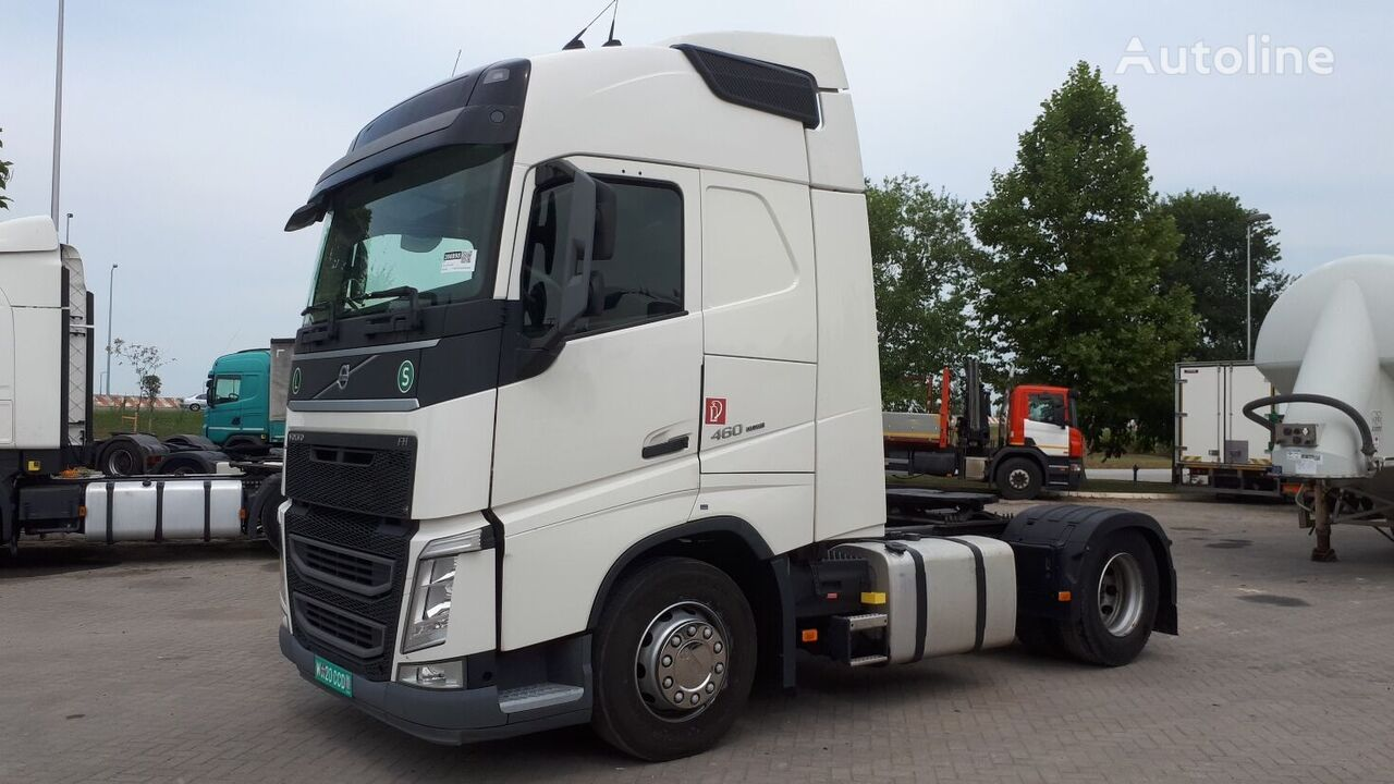 VOLVO FH 460 german brief tegljač