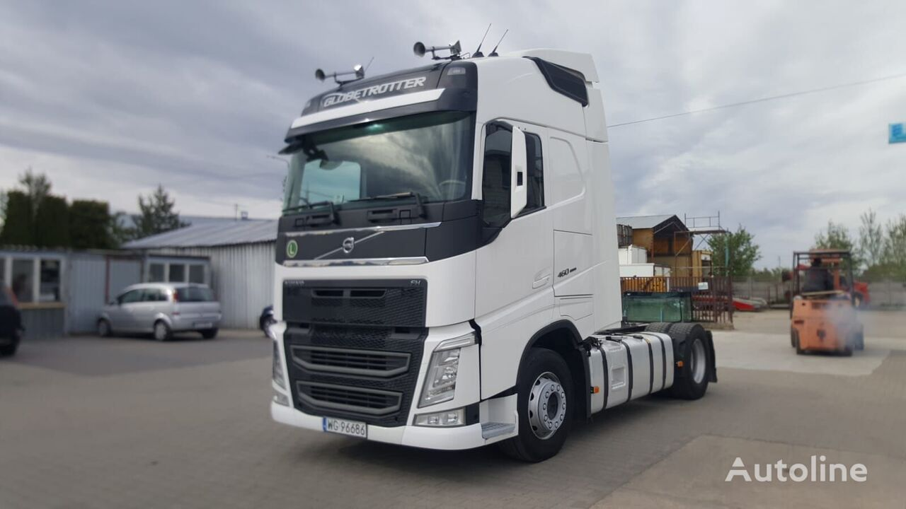VOLVO FH eur6 MANUAL!!! model 2015 LOW MILEAGE tegljač
