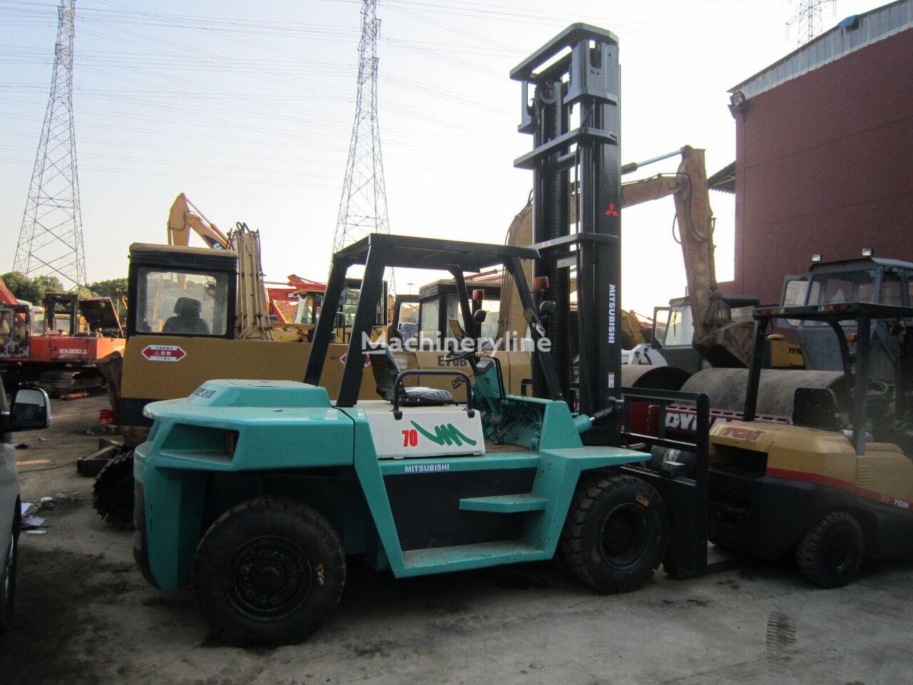 MITSUBISHI FD70 utovarivač kontejnera