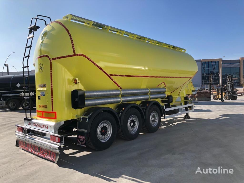 novo ALI RIZA USTA Millenium Mukovoz vozilo za prijevoz brašna
