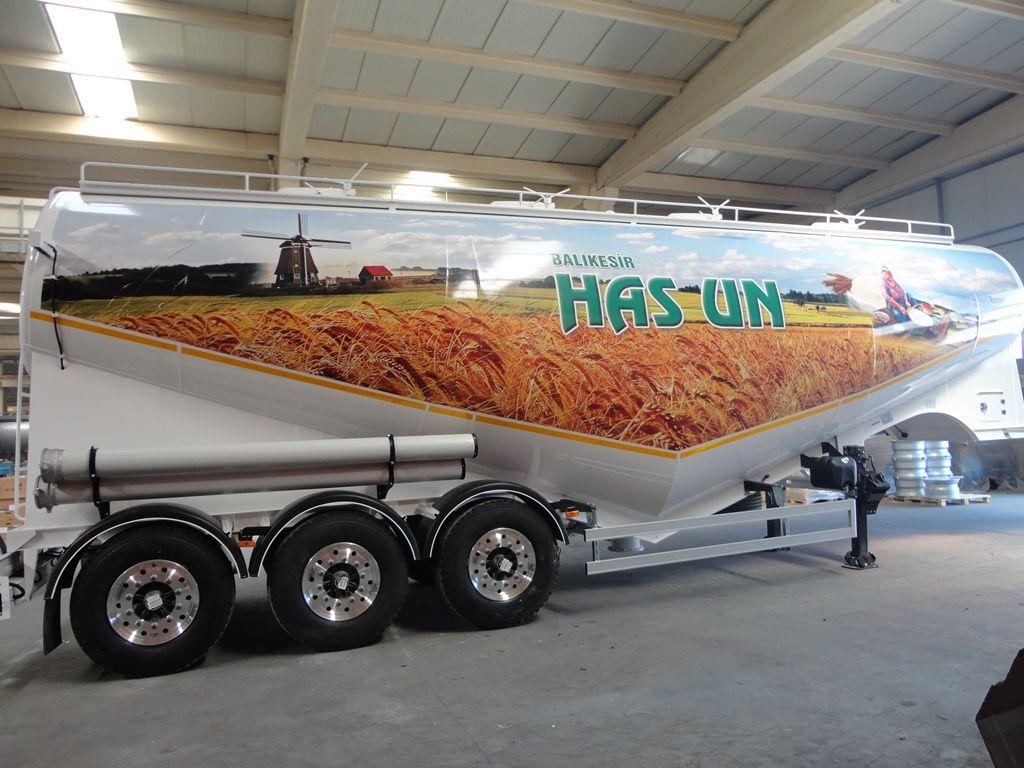 novo ALI RIZA USTA Mukovoz vozilo za prijevoz brašna