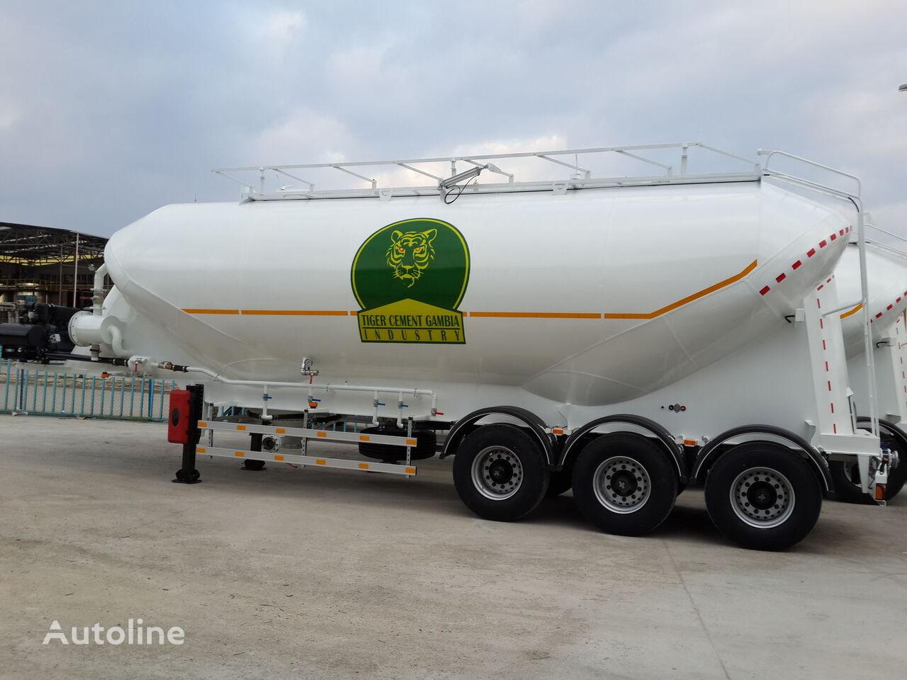 novo GURLESENYIL cementovoz vozilo za prijevoz brašna